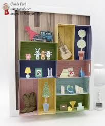 Baby S Room Wood Crate Shelves For A Baby U0027s Room Stamp Candy