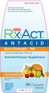 rx act antacid extra strength information side effects warnings