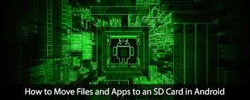 android move files to sd card how to move files and apps to an sd card in android tabletninja