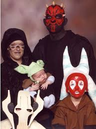 Great Family Halloween Costumes Doodlecraft Halloween In A Galaxy Far Far Away