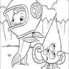 chicken little coloring pages hellokids com