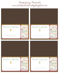 thanksgiving card free thanksgiving place card printables daily dish with foodie