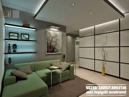 Drawing Rooms Living Room Down Pop Ceiling Led Lighting Drawing Room Recessed