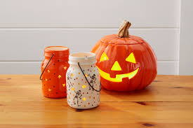 Mason Jar Halloween Lantern Gare Leading Supplier Of Ceramic Bisque U0026 Glazes