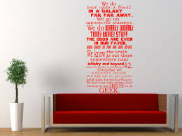 Doctor Who Home Decor by We Do Geek Wall Decal Doctor Who Harry Potter