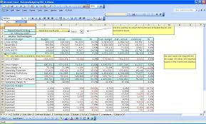 Excel Spreadsheet For Monthly Expenses Excel Sheet Template For Monthly Expenses Laobingkaisuo Com