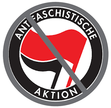antifa fighting with violence the appalachian online
