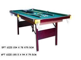 tabletop pool table 5ft tabletop pool table 6ft buysafeget com