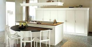 half circle dining table semi circle dining table a cool half circle desk combined kitchen