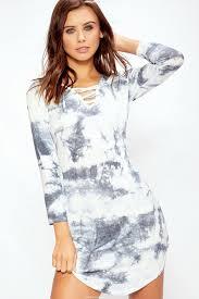 allie grey vintage eagle t shirt dress