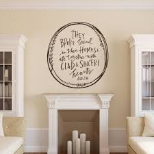 Quotes For Dining Room by Bible Verse Stickers Promotion Shop For Promotional Bible Verse