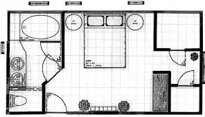 Floor Plan For Master Bedroom Suite Captivating 90 Master Bedroom Floor Plans Decorating Design Of