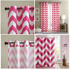 Pink Chevron Bathroom Set by Pink White Large Chevron Bedding Teen Twin Xl Full Queen