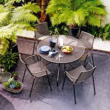 4 Seater Patio Furniture Set - 11 ways to enhance space in your garden real homes
