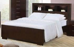 King Size Headboard With Storage King Size Headboard With Shelves Foter