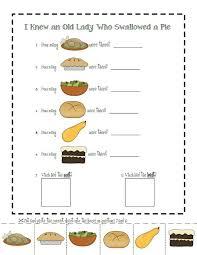 thanksgiving math worksheets for kindergarten worksheets