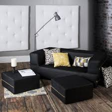 Oversized Loveseat With Ottoman Loveseat With Ottoman Wayfair