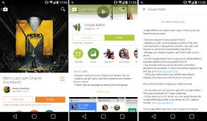 new play store apk play store 4 9 brings a hint of material design