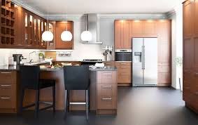 Kitchen Inspiration - Medium brown kitchen cabinets