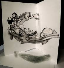 pictures cool 3d sketches drawing art gallery