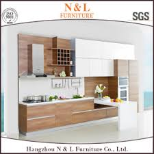 Kitchen Cabinets With Price by China N U0026l European Home Furniture Mfc Kitchen Cabinet With Doors