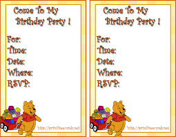 winnie pooh birthday party ideas