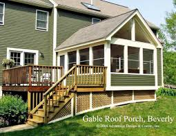 covered porch pictures want to convert your deck to a porch u2013 suburban boston decks and