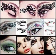 eye rock artist eyes tattoo makeup smoky eyes eyeshadow