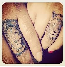 the 25 best couples matching tattoos ideas on pinterest couple
