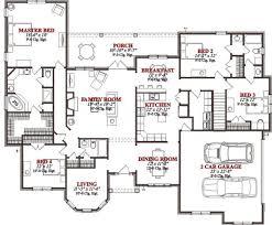 floor plans for 4 bedroom houses 4 bedroom floor plan nrtradiant com