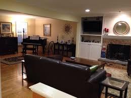 Layout Ideas About Long Narrow Familyroom - Family room arrangement ideas