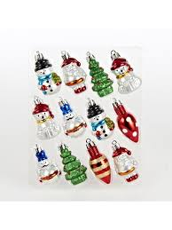 christmascottage trees lights wreaths ornaments