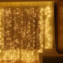 Curtain Christmas Lights Indoors Compare Prices On Indoor Curtain Lights Online Shopping Buy Low