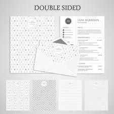 resume templates and cover letters free resume template and cover letter graphicadi resume back