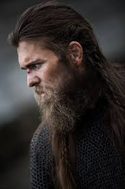 viking hairstyles viking hairstyle with braids for men with long hair vikings
