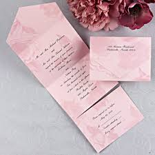 Example Of Wedding Program Rashawn U0027s Blog Pink And White Wedding Reception Posted By