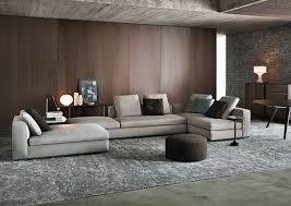 canape design gris le canapé design italien en 80 photos pour relooker le salon