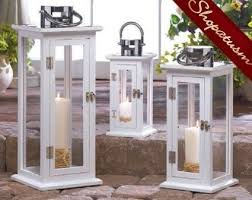 cheap lantern centerpieces 24 candle lanterns medium aspen wedding centerp