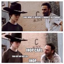 Carl Meme - 35 of the best walking dead carl meme coral dad jokes