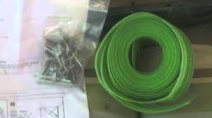 Aluminum Web Lawn Chairs Lawn Chair Webbing Replacement Nylon Material Repair Kits For