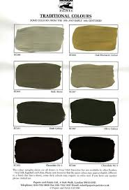 gray brown black colours in the traditional colour range are a