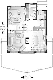 beach lake a frame home plan 032d 0534 house plans and more