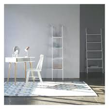 Leaning Bookcase White by Shelves Little Sloane Leaning Desk White Leaning Shelf Desk Ikea