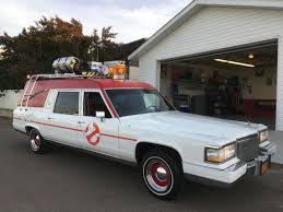 ecto 1 for sale cadillac ghostbusters ecto 1 hearse 2016 for sale photos