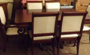 Broyhill Dining Table And Chairs Broyhill Dining Room Chairs Broyhill 5040 Cherry Dining Room