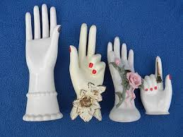 vintage hand ring holder images Give me a hand collection on ebay jpg