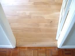 Laminate Flooring Doorway Transition Detail Of Doorway Transition Onto Exisiting Parquet