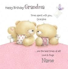 grandma u0026 nan birthday cards funky pigeon