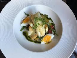 restaurant cuisine nicoise grey sole nicoise picture of the wee restaurant edinburgh
