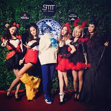 background pictures for newly wed halloween coiple smtown halloween party hype allkpop forums